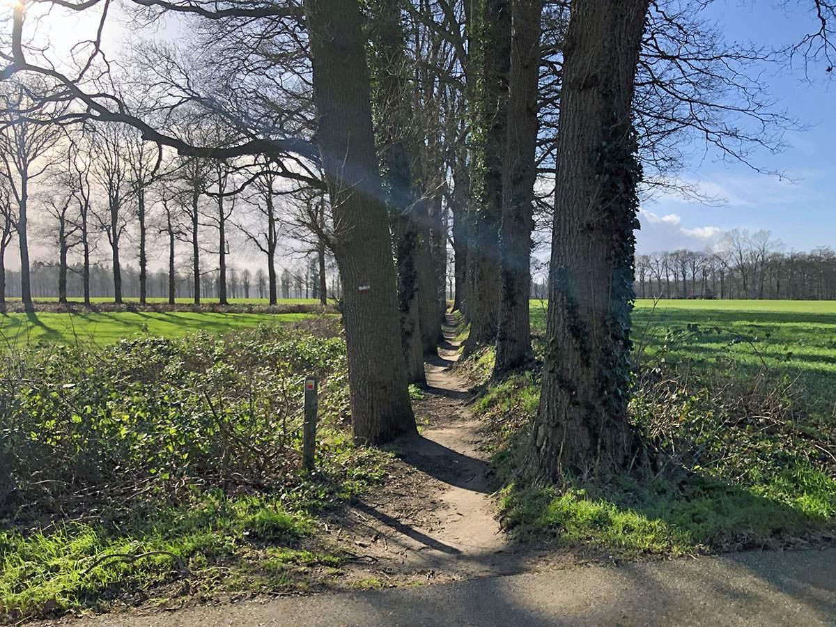 Het smalle pad naar Doetinchem