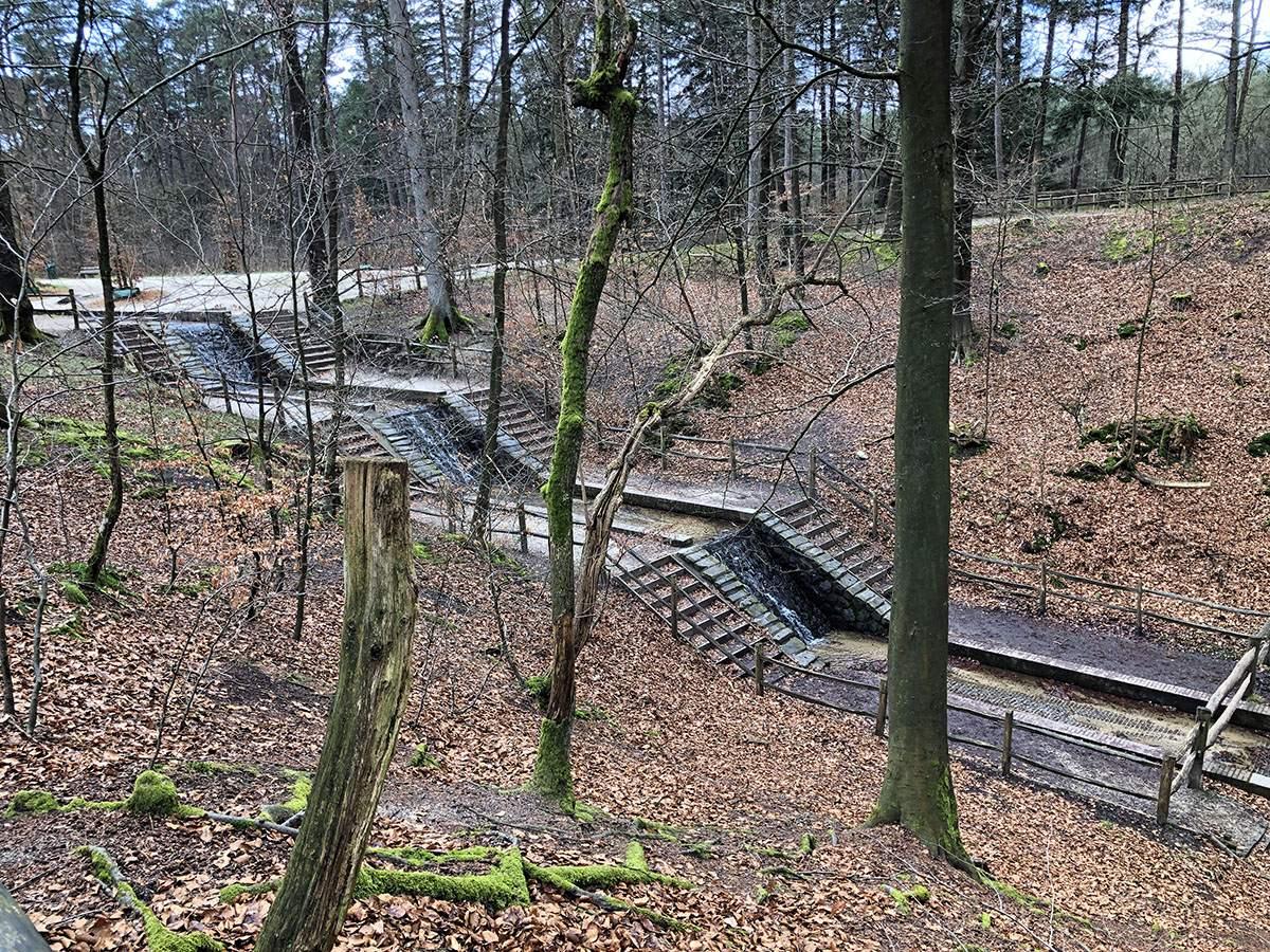 De Loenense waterval