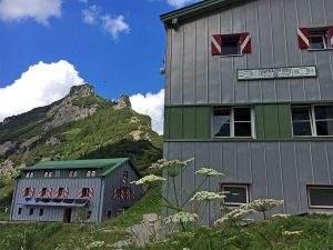 Hike to Stripsenjochhaus in the Austrian Kaisertal