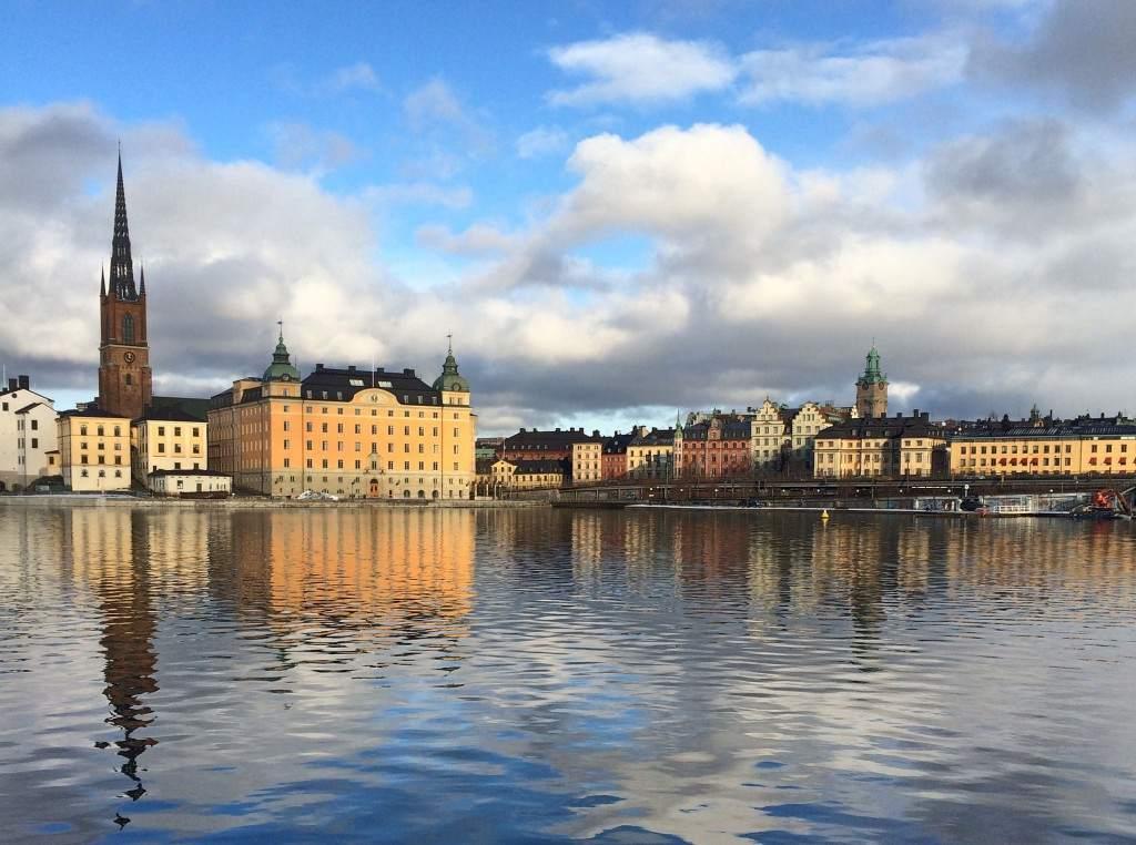 De grootste steden van Zweden: Stockholm