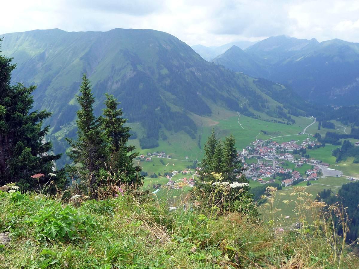 Vanaf de Almkopf