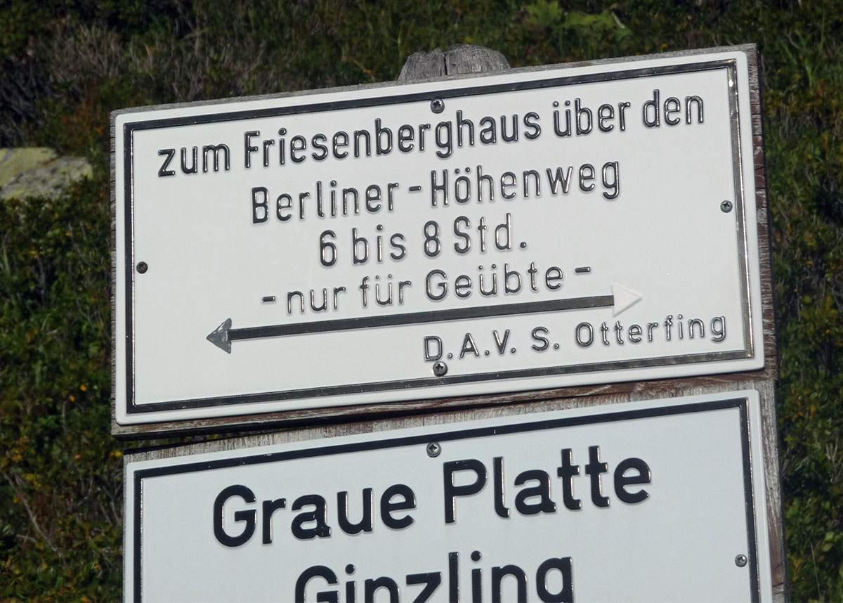 Bergwandelvakantie Oostenrijk