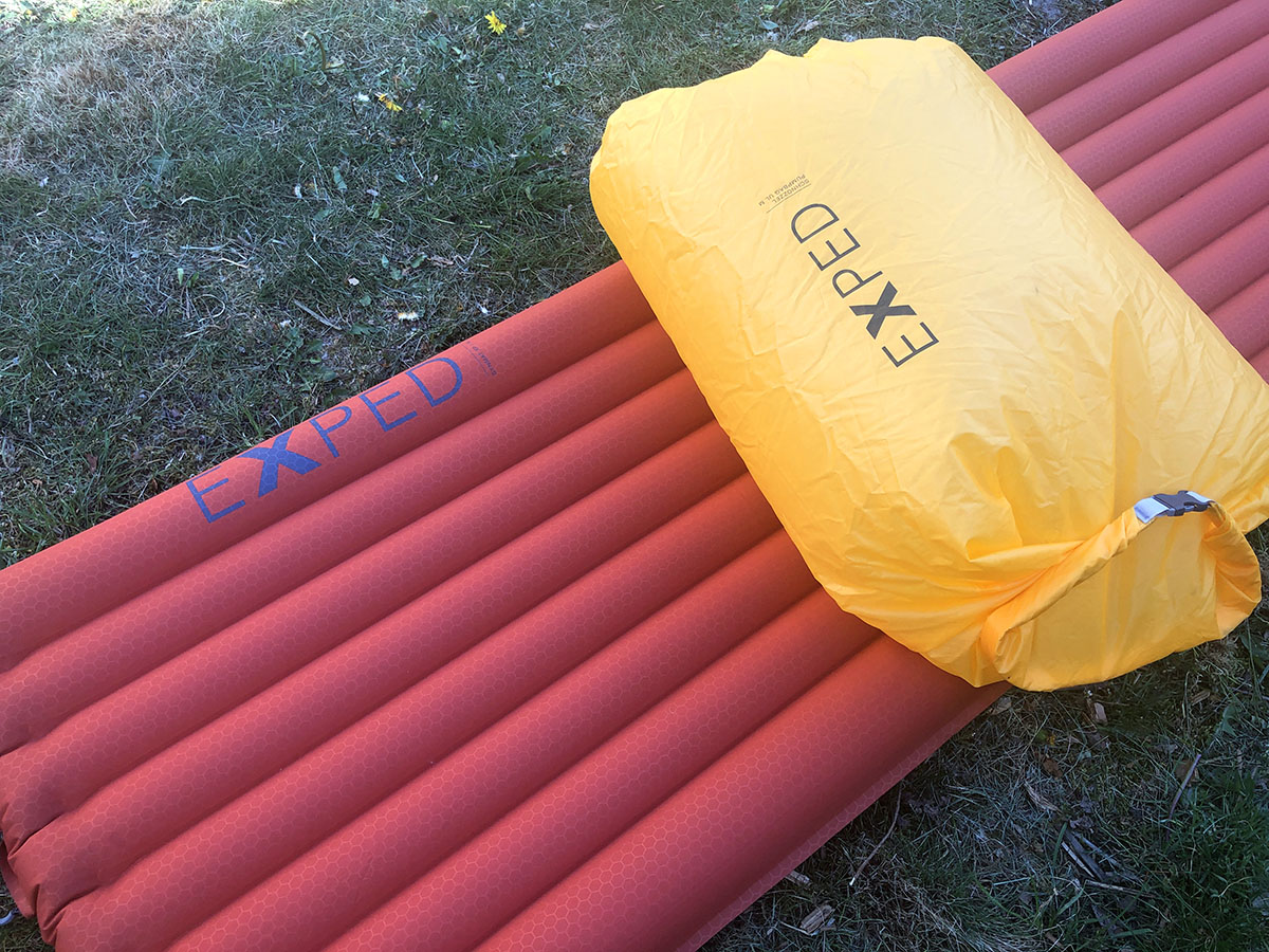 Exped Synmat XP 7 review
