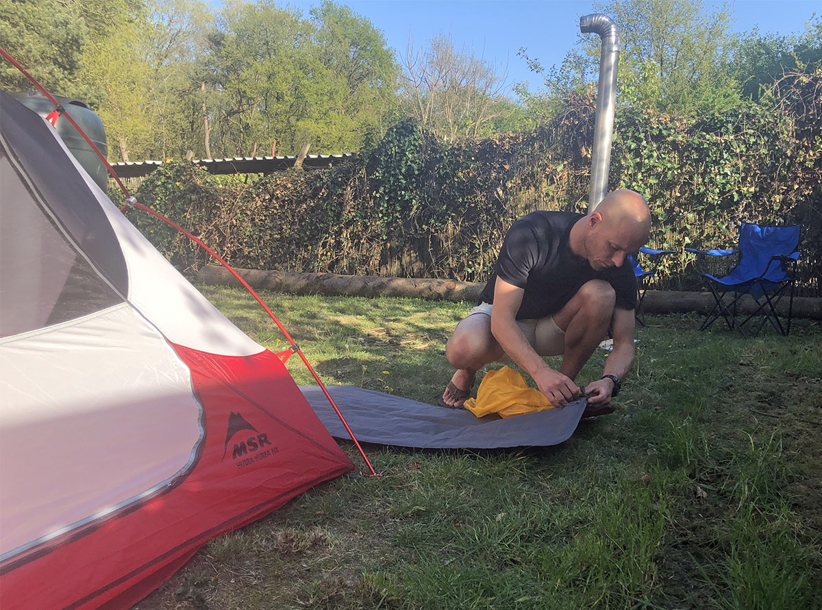 Exped Synmat slaapmat review