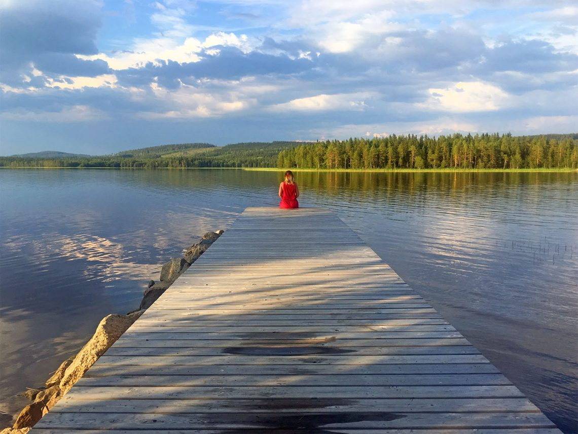 the most beatutiful places in sweden