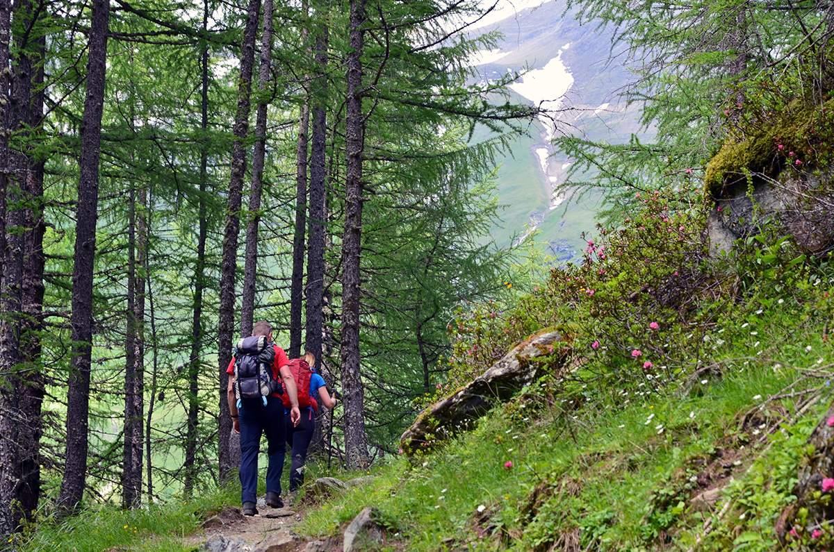Wandelvakantie in Oostenrijk