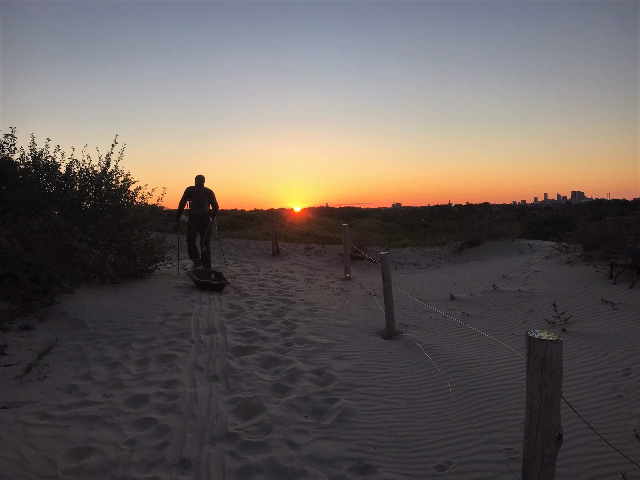 Sunrise PULLKA