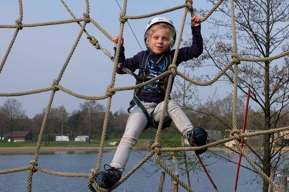 Klimbos op micro avontuur in nederland