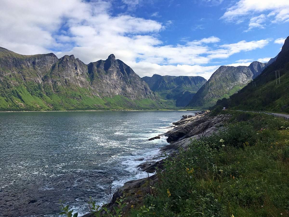 Erstfjord op Senja