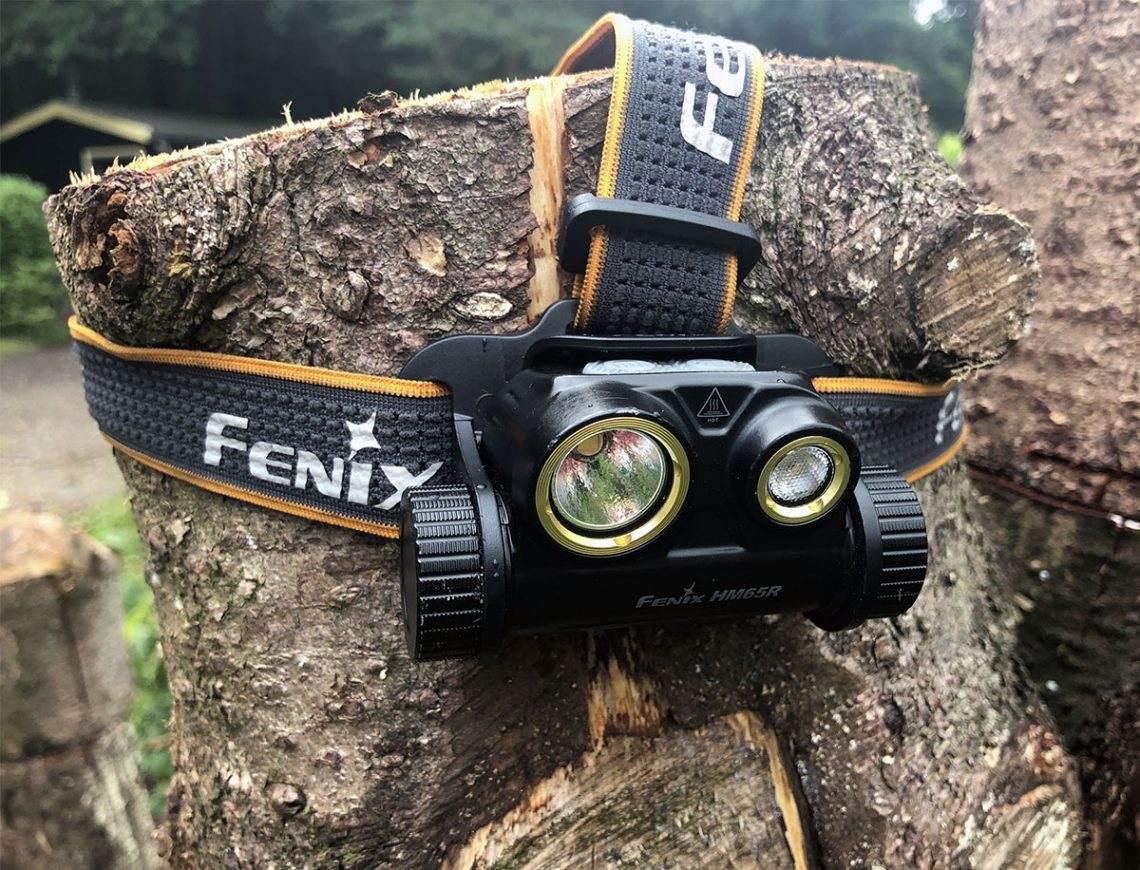 Fenix MH65R hoofdlamp