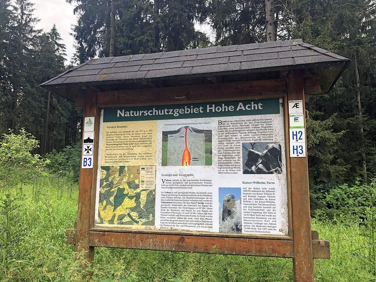 Naturschutzgebied Hohe Acht
