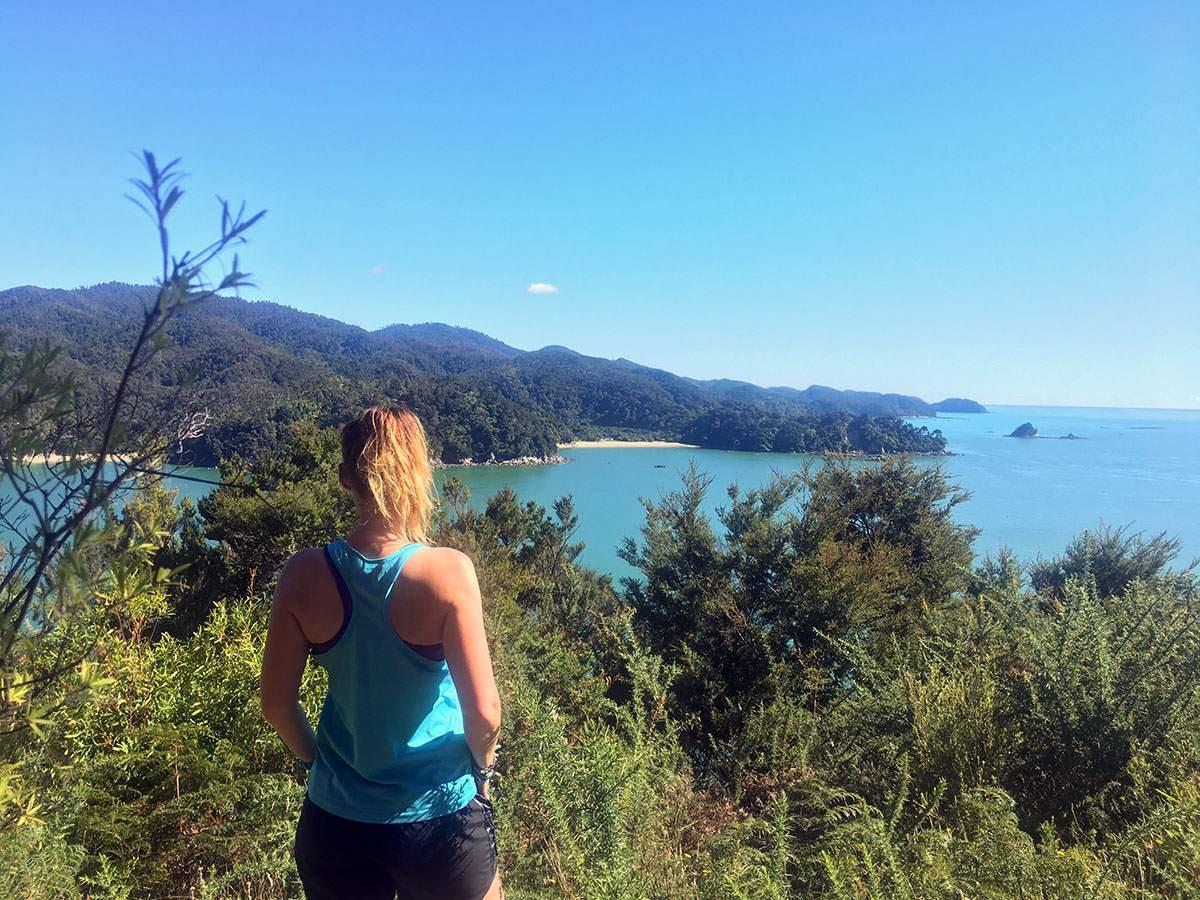 Pitt Head in Abel Tasman National Park