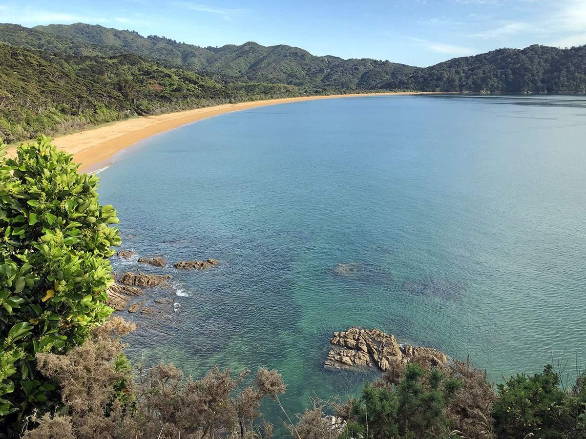 Overlooking Totaranui