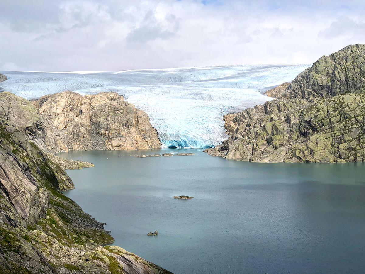 Folgefonna glacier hiking in norway best hikes in norway