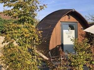 Op Glamping avontuur in Biosphäre Bliesgau in het Saarland