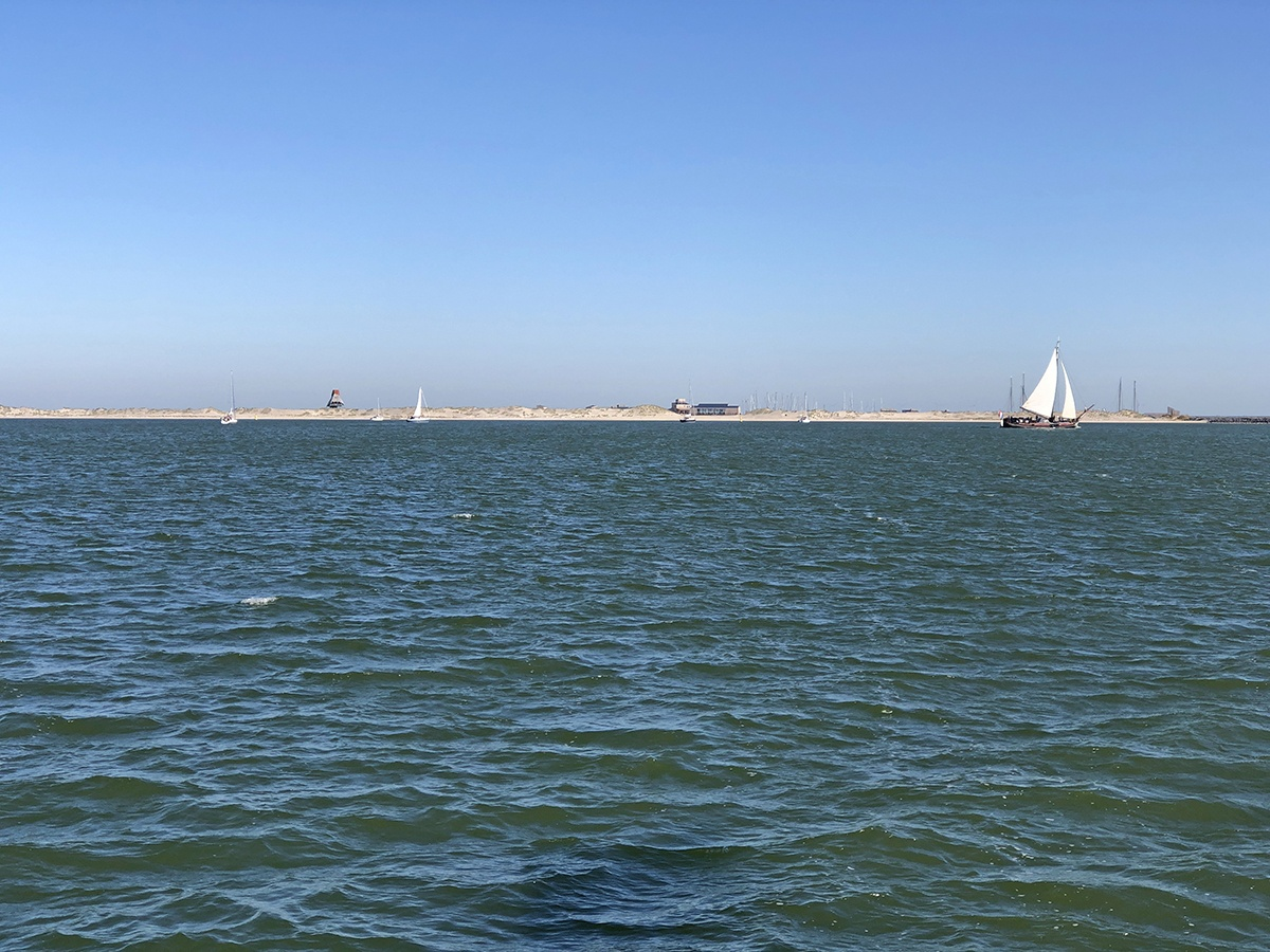 Arrival at the Marker Wadden