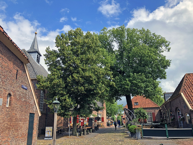 Centrum van Bronkhorst Graafschapspad etappe 6