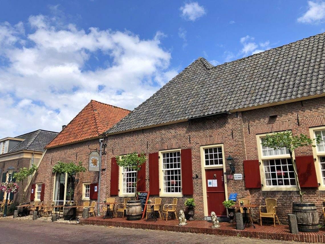 Graafschapspad etappe 6 van Doesburg naar Brummen via Bronkhorst