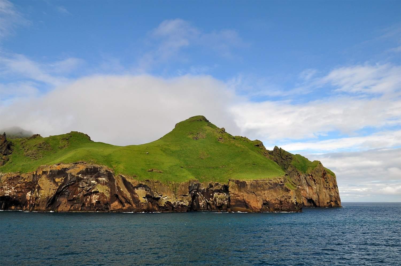 Ferry naar Vestmannaeyjar Westman Islands