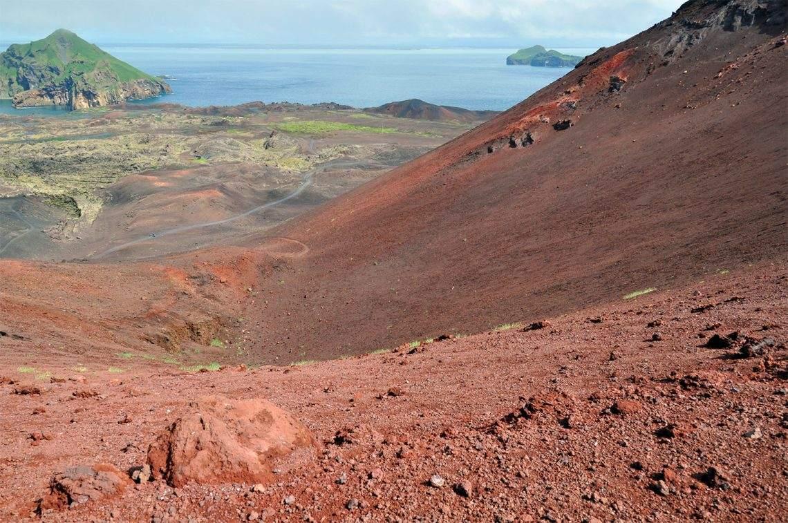 Vestmannaeyjar Westman Islands Westman Eilanden
