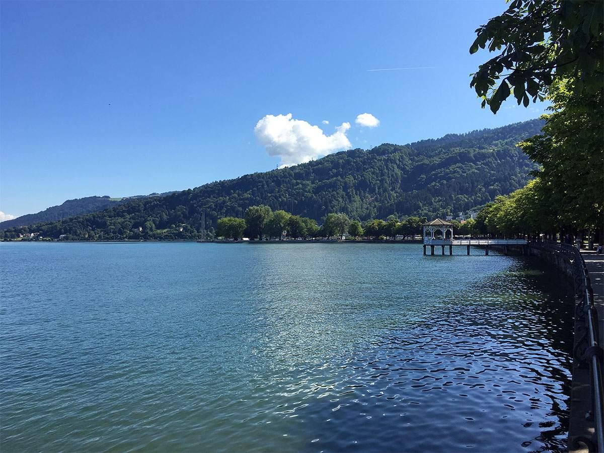 Wat te doen aan de Bodensee