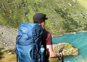 Osprey Kyte 36 – the perfect small trekking backpack for women