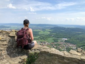 Hohentwieler hike: the largest fortress in Germany