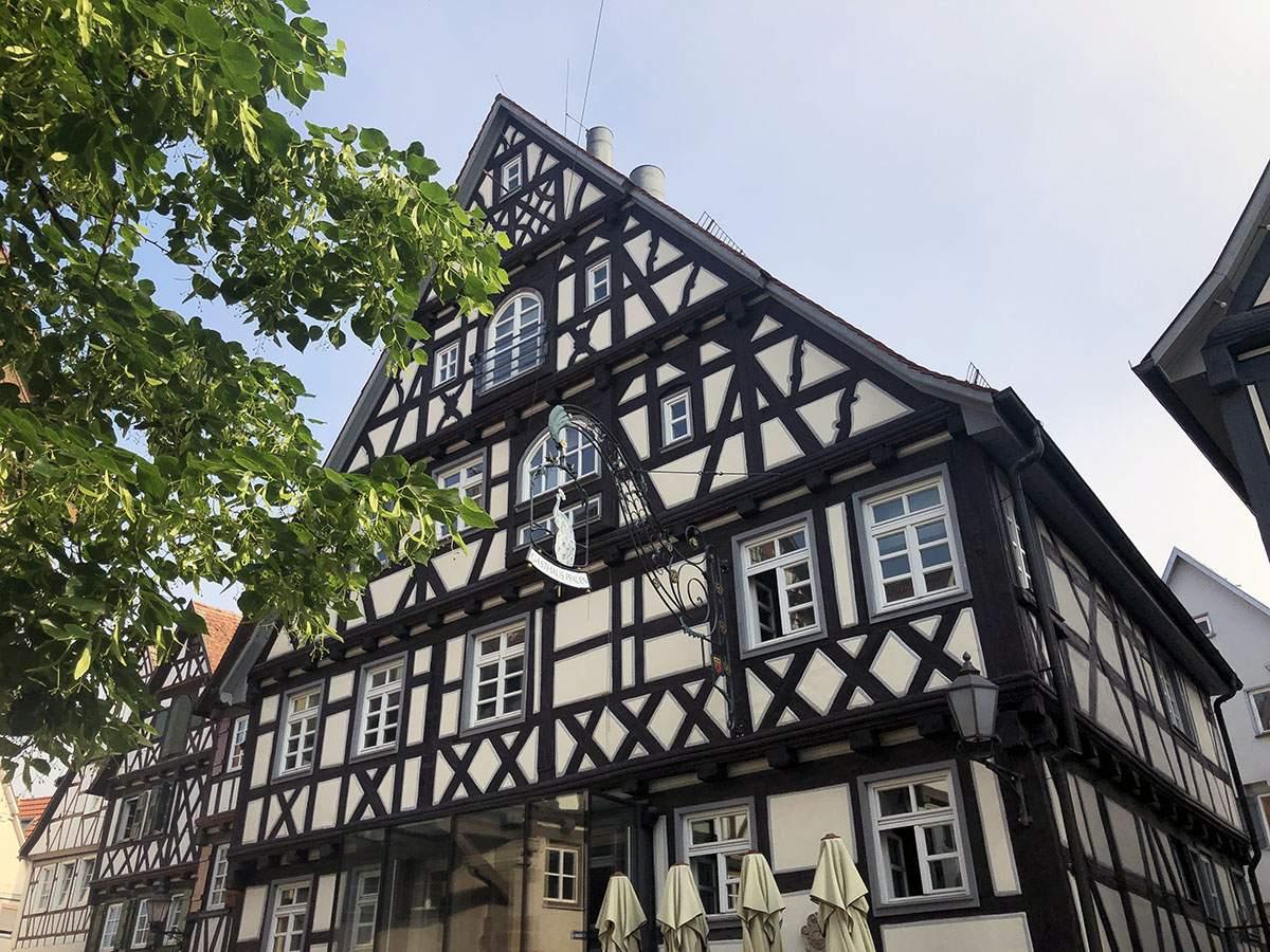 Boutique Hotel Pfauen Schorndorf
