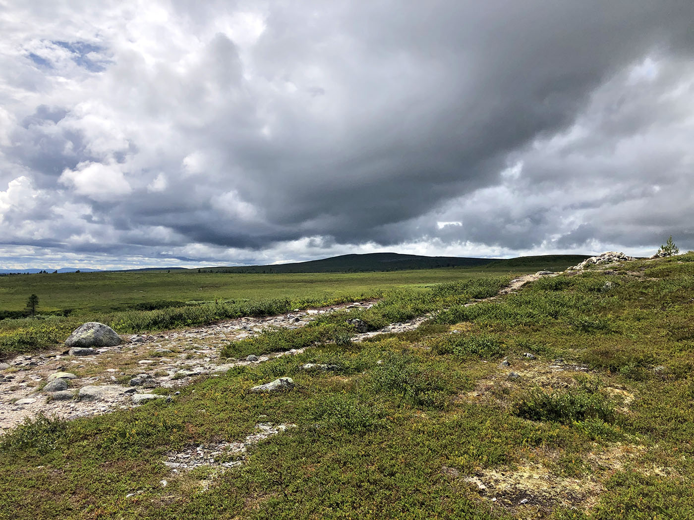 Grövelsjön Zweden
