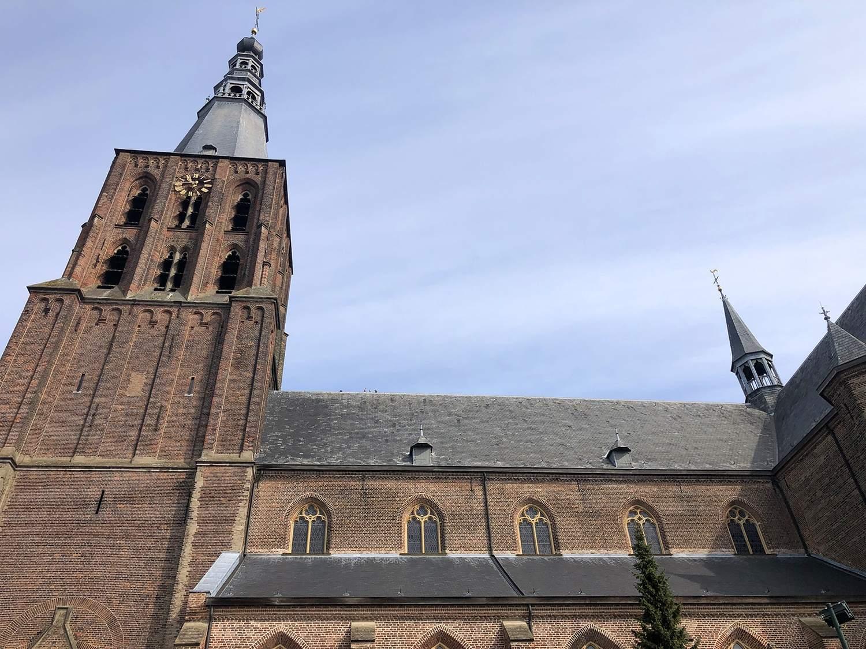 De kerk van Boxtel