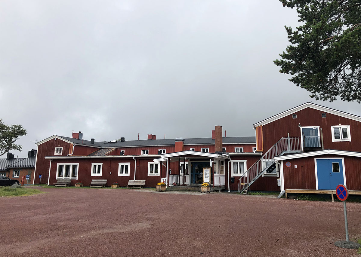 STF Grövelsjön Zweden