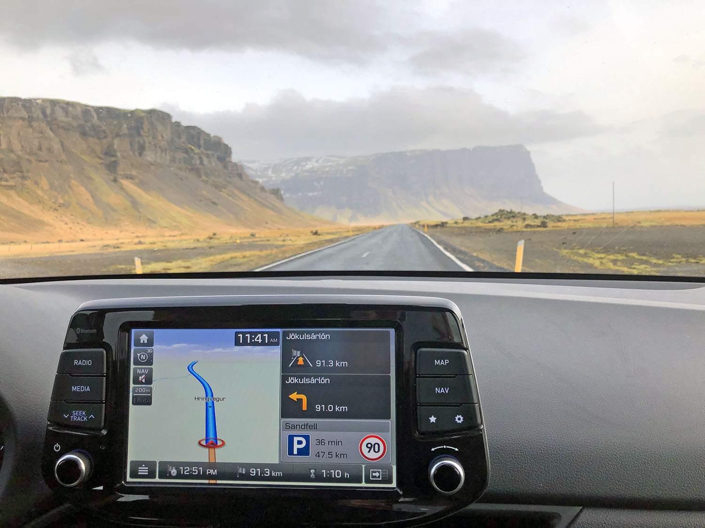 Auto huren IJsland Sunnycars