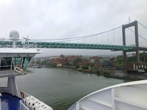 Review: Stena Line Kiel – Göteborg