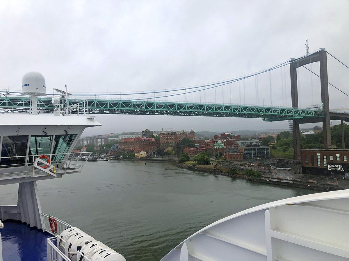 Stena Line Kiel Göteborg review