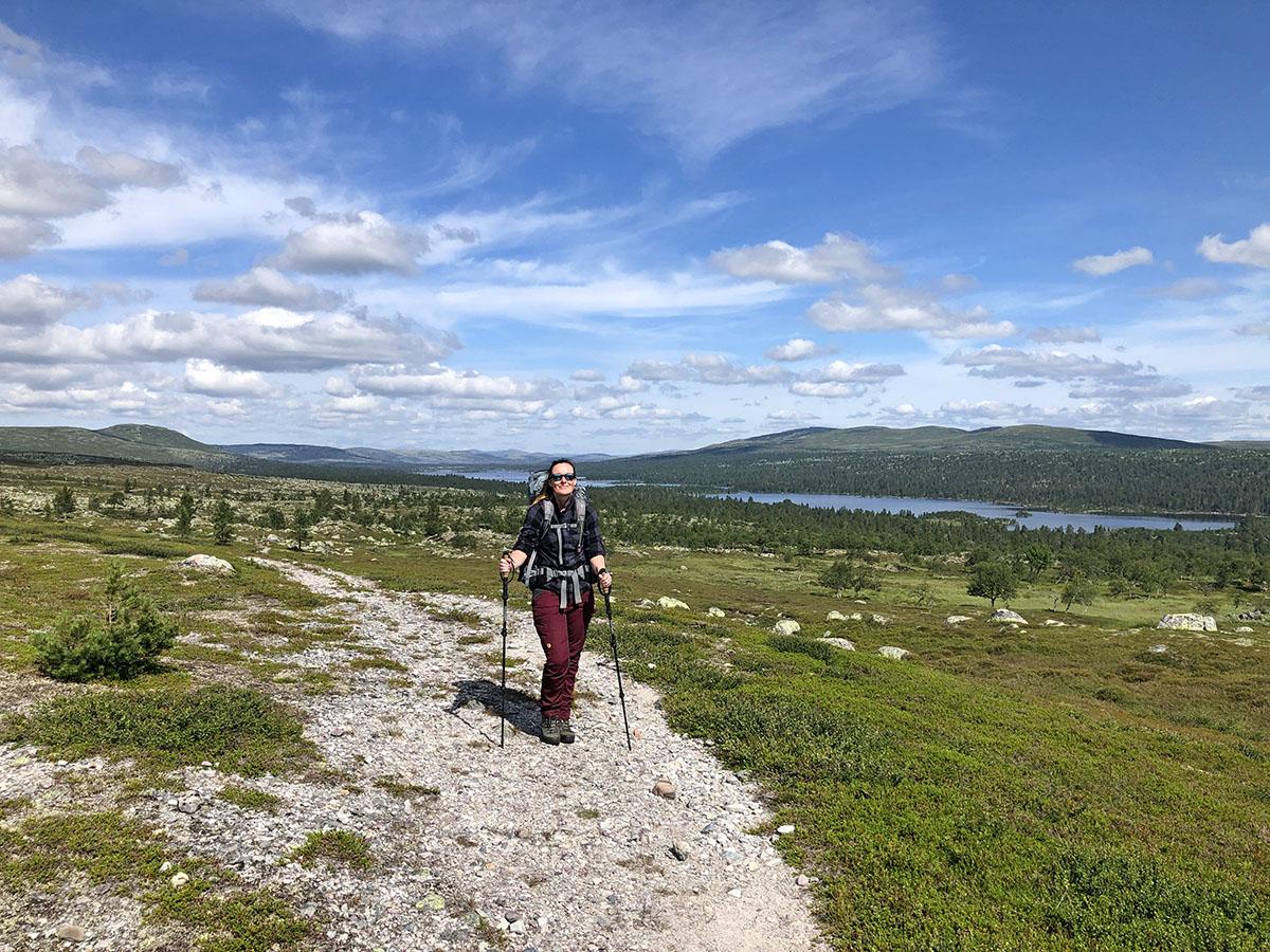 Töfsingdalen view
