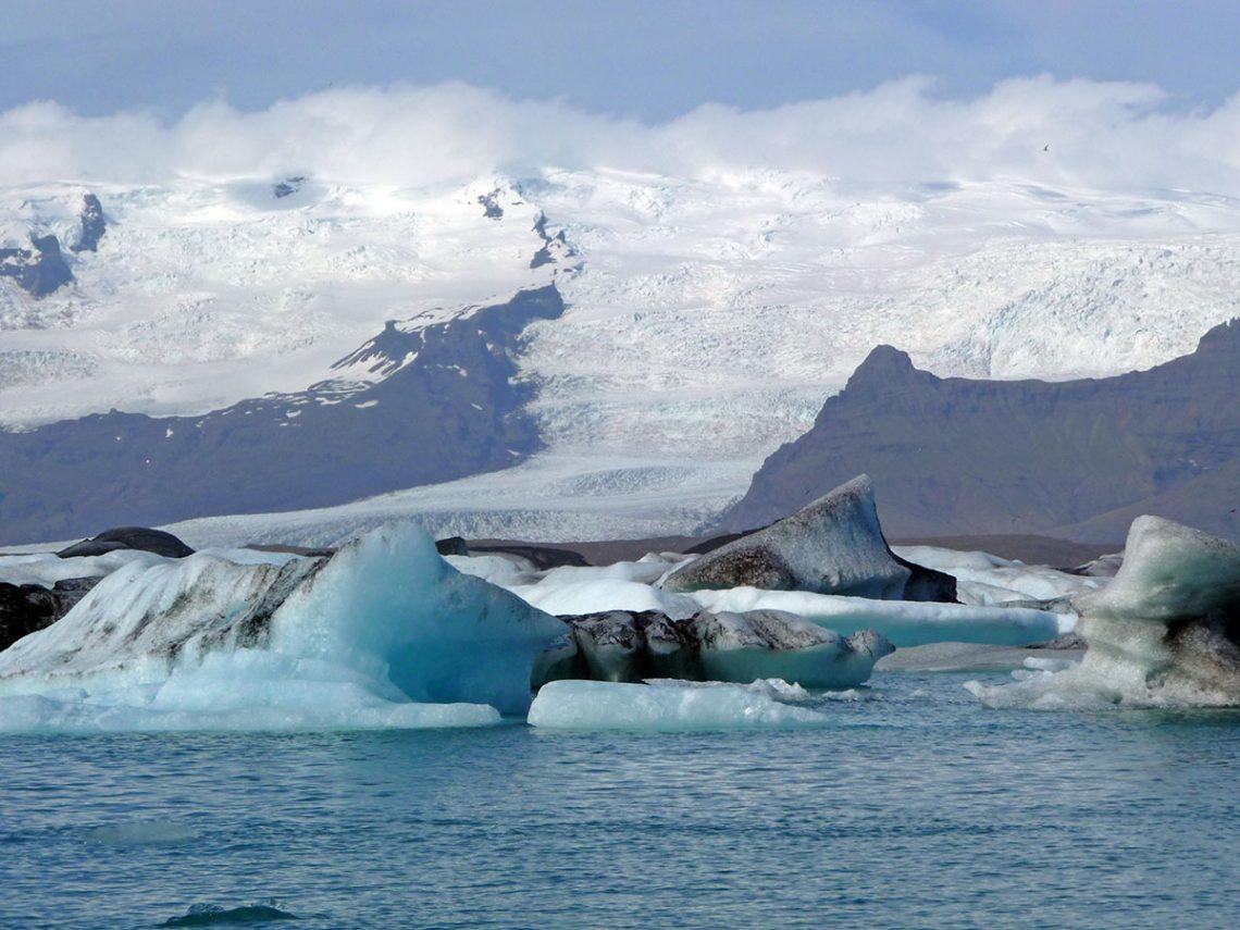 gletsjers ijsland