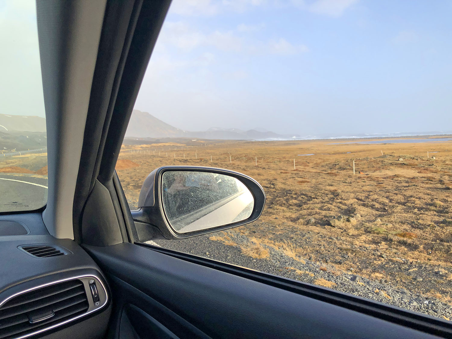 Driving a rental car in Iceland rental car tips iceland