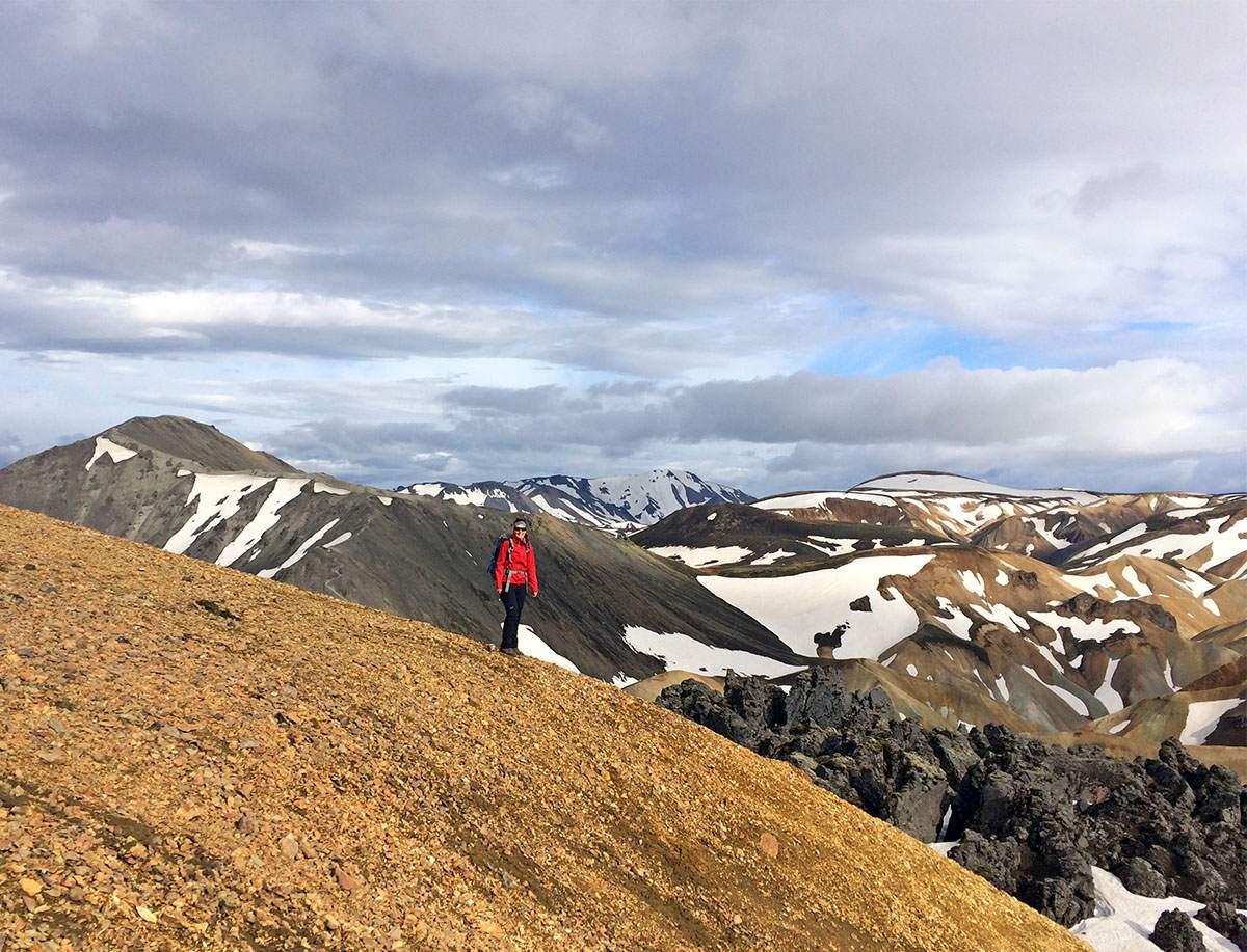 Wandelen in Landmannalaugar